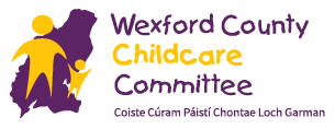 Wexford County Childcare Committee Logo